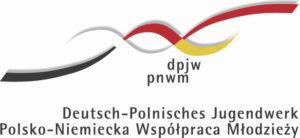 (Deutsch) dpjw Deutsch-Polnisches Jugendwerk / pnwm Polsko-Niemiecka Współpraca Młodzieży - logo