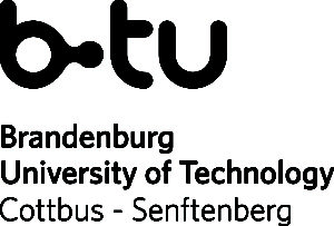 Logo Brandenburg Unversity of Technology Cottbus - Senftenberg